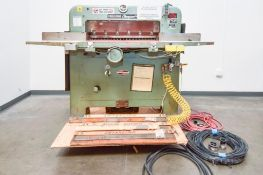 """Challenge Champion 30"""" Guillotine Hydraulic Paper Cutter"""