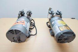 2 Magnetek Century AC Motor