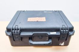 Mat one laser particle counter with case