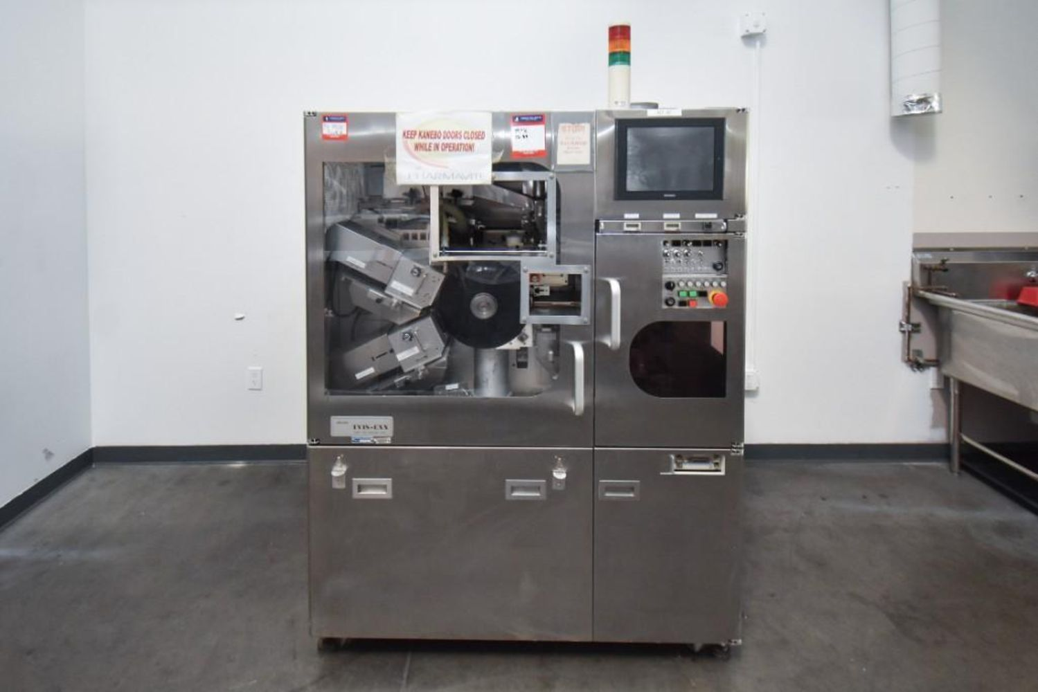 Nutra Processing Packaging Manufacturing Equipment