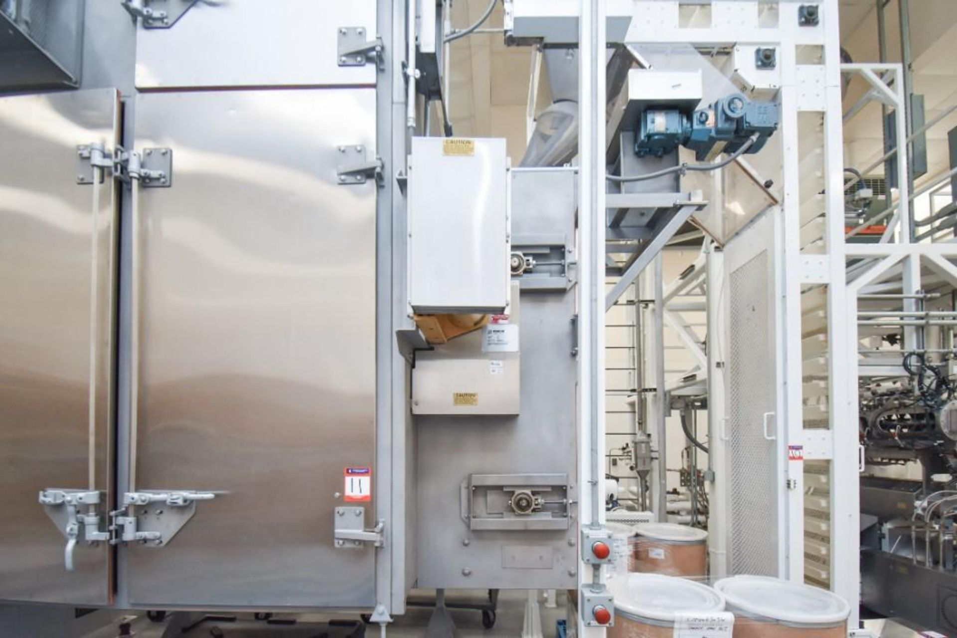 Wenger Dryer Oven Series IV 4800 - Image 3 of 7