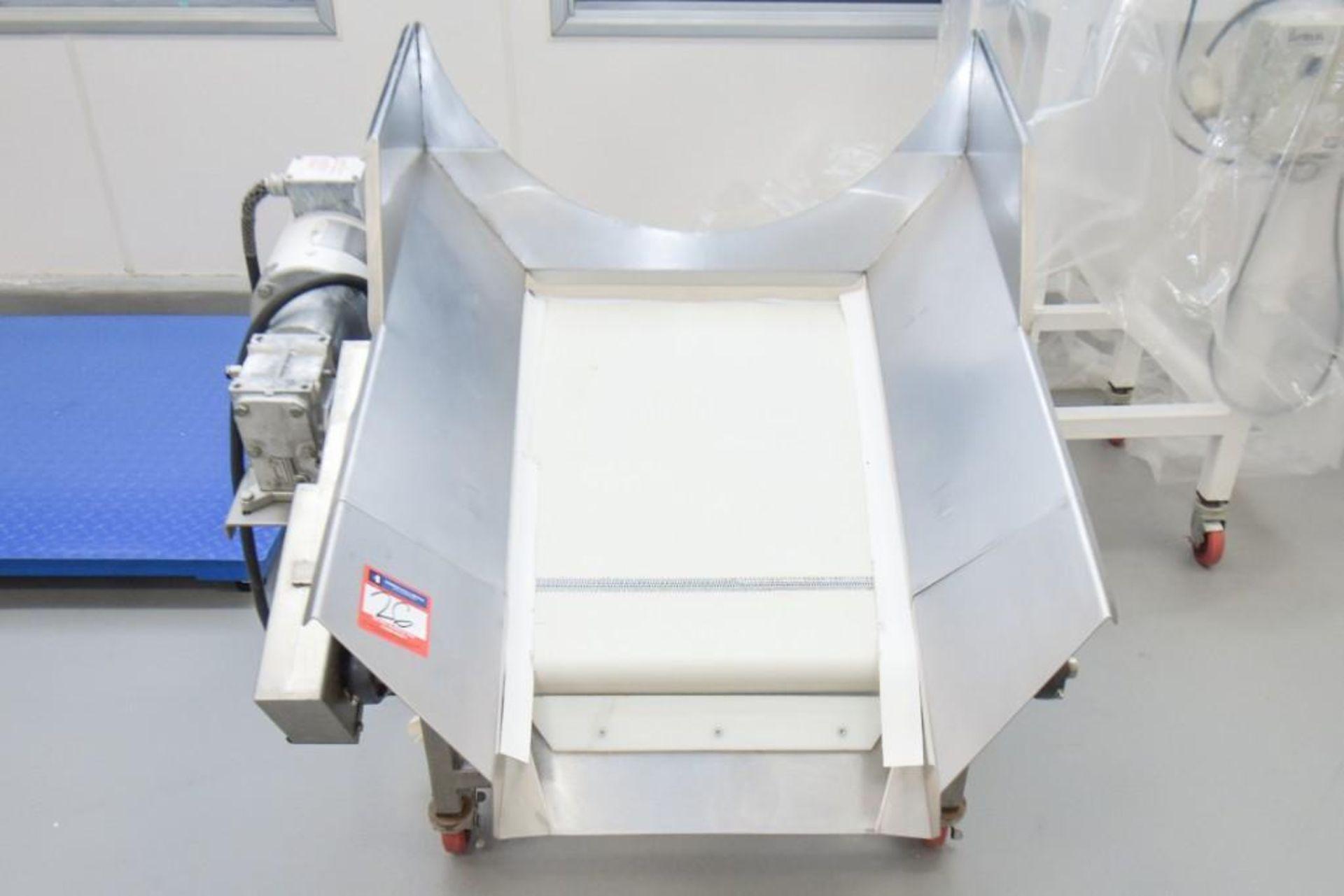RBM Vibratory Deck With Food Grade Conveyor TS-B 24X3-0