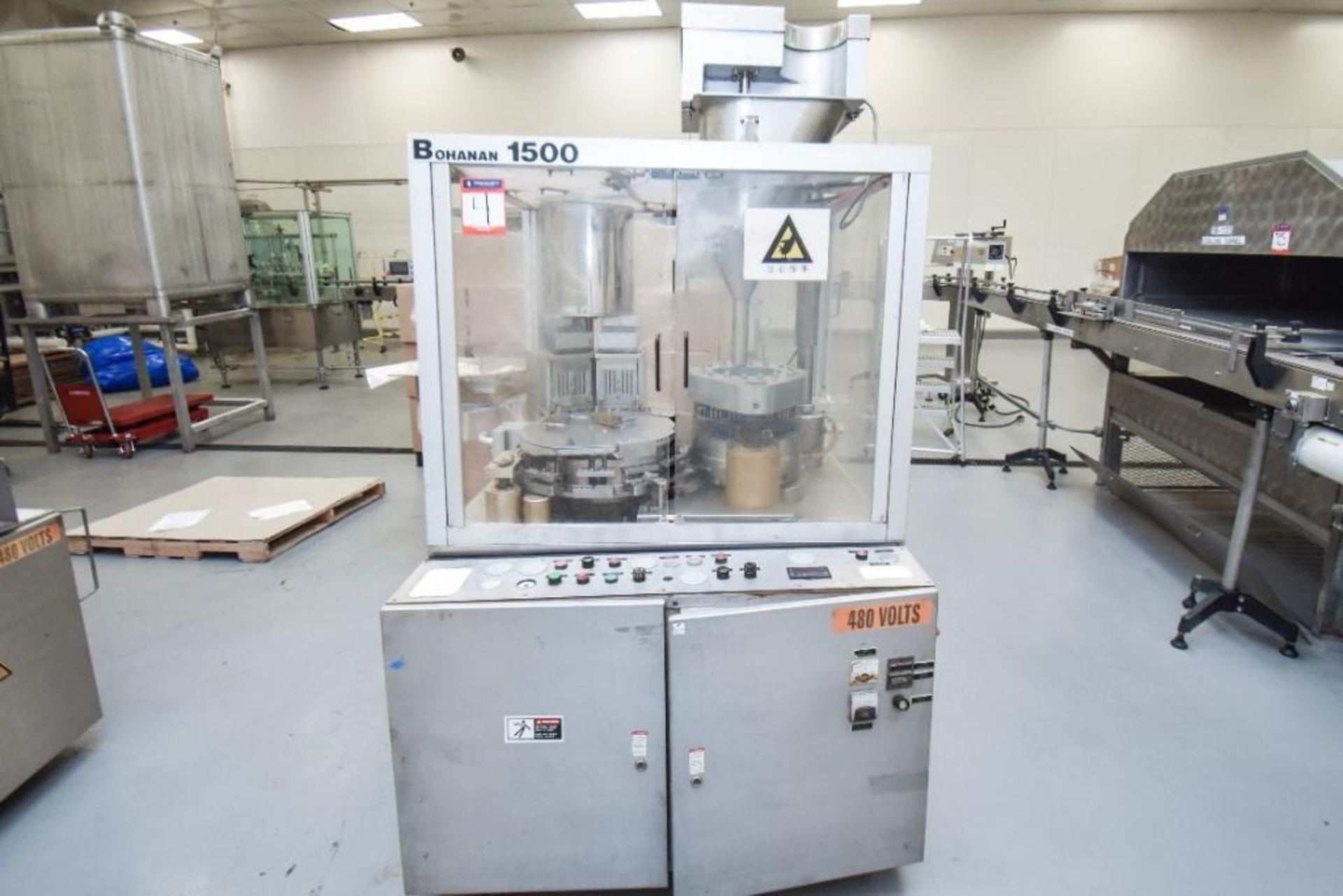 Bohanan 1500 Encapsulation Machine