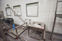 Liquid Hopper With Conveyor
