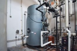 Jacketed Bolier Tank