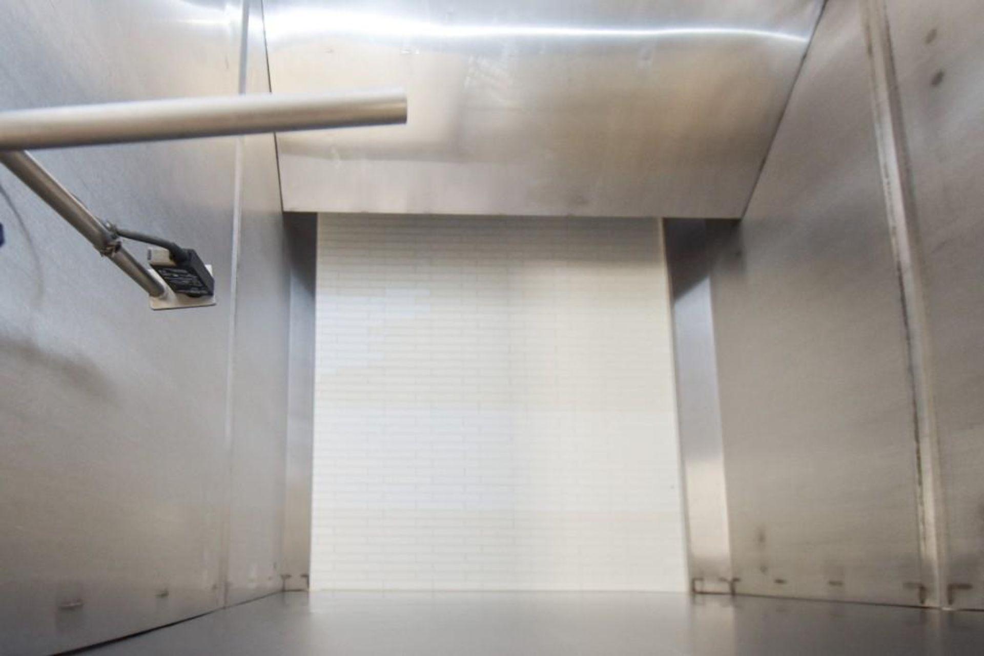 RBM Accumulation Hopper Conveyor and Vibratory Deck AC-1-4X4-6 - Image 7 of 11