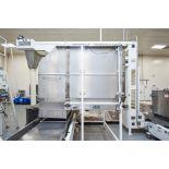 RBM Accumulation Hopper Conveyor and Vibratory Deck AC-1-4X4-6