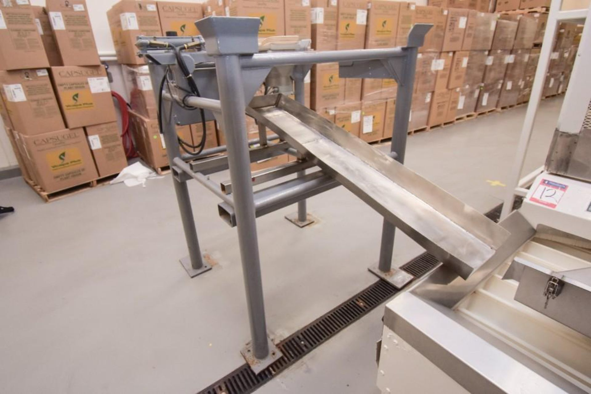 Vibratory Feeder For Totes - Image 4 of 7