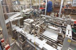 Langen / Langenpac packet conveyor sorting system