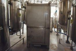 Transtore Transportable Storage Systems Liquid Tote