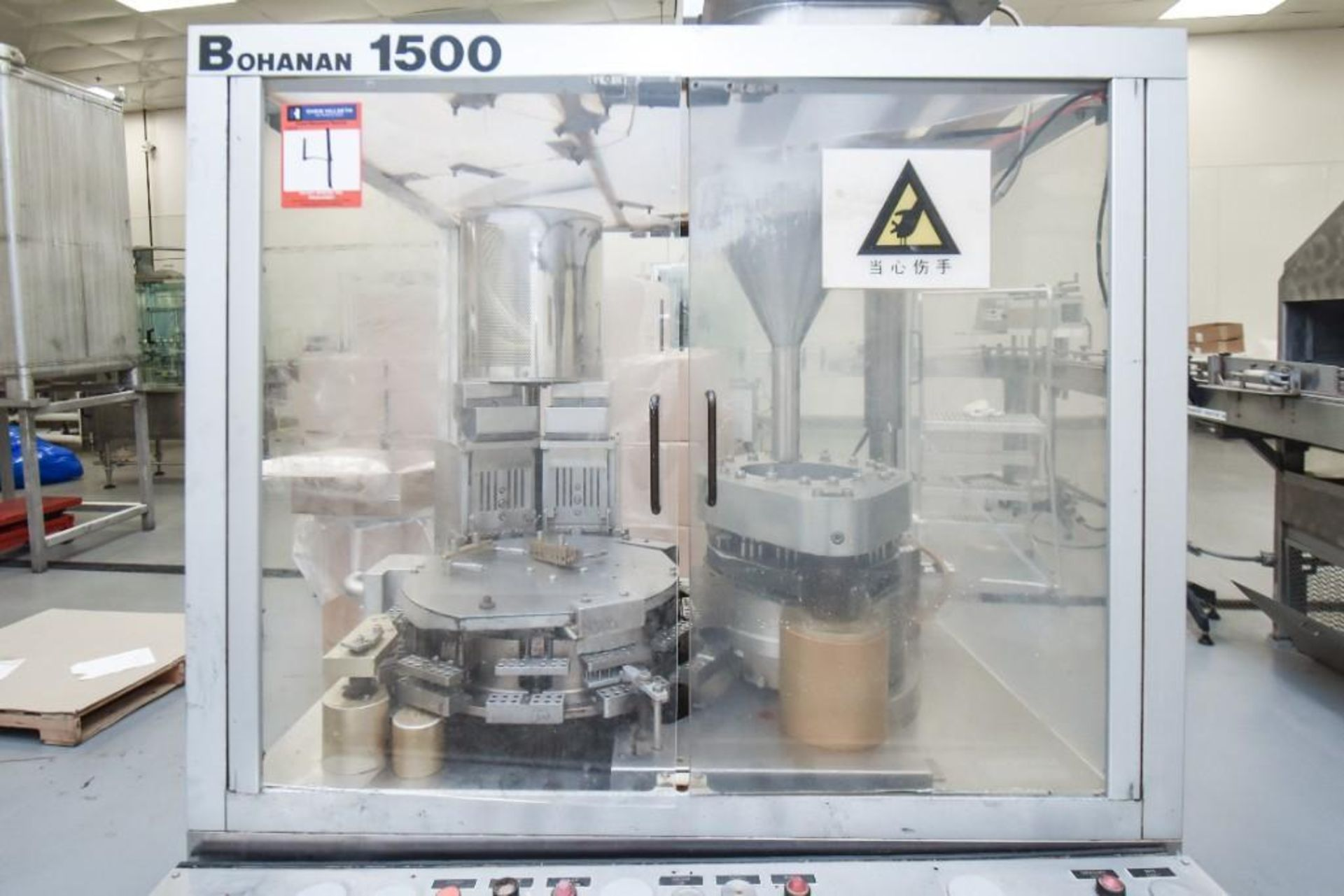 Bohanan 1500 Encapsulation Machine - Image 2 of 13