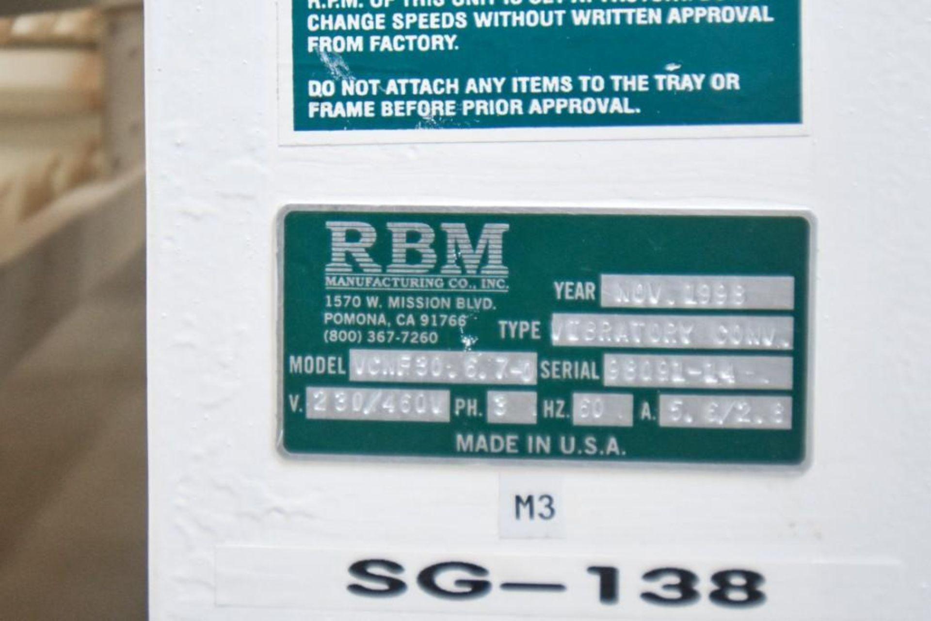 RBM Bucket Elevator LD100-18 - Image 8 of 8