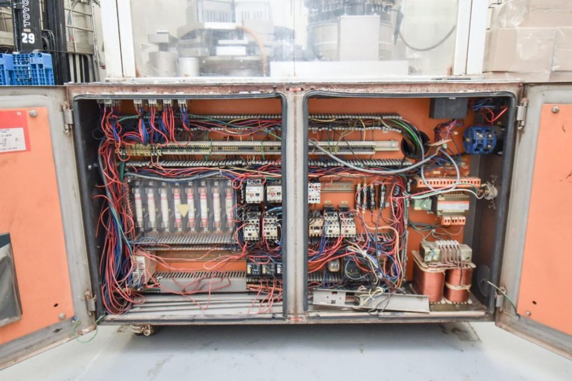 GFK 1500 Bosch Encapsulation Machine - Image 9 of 11