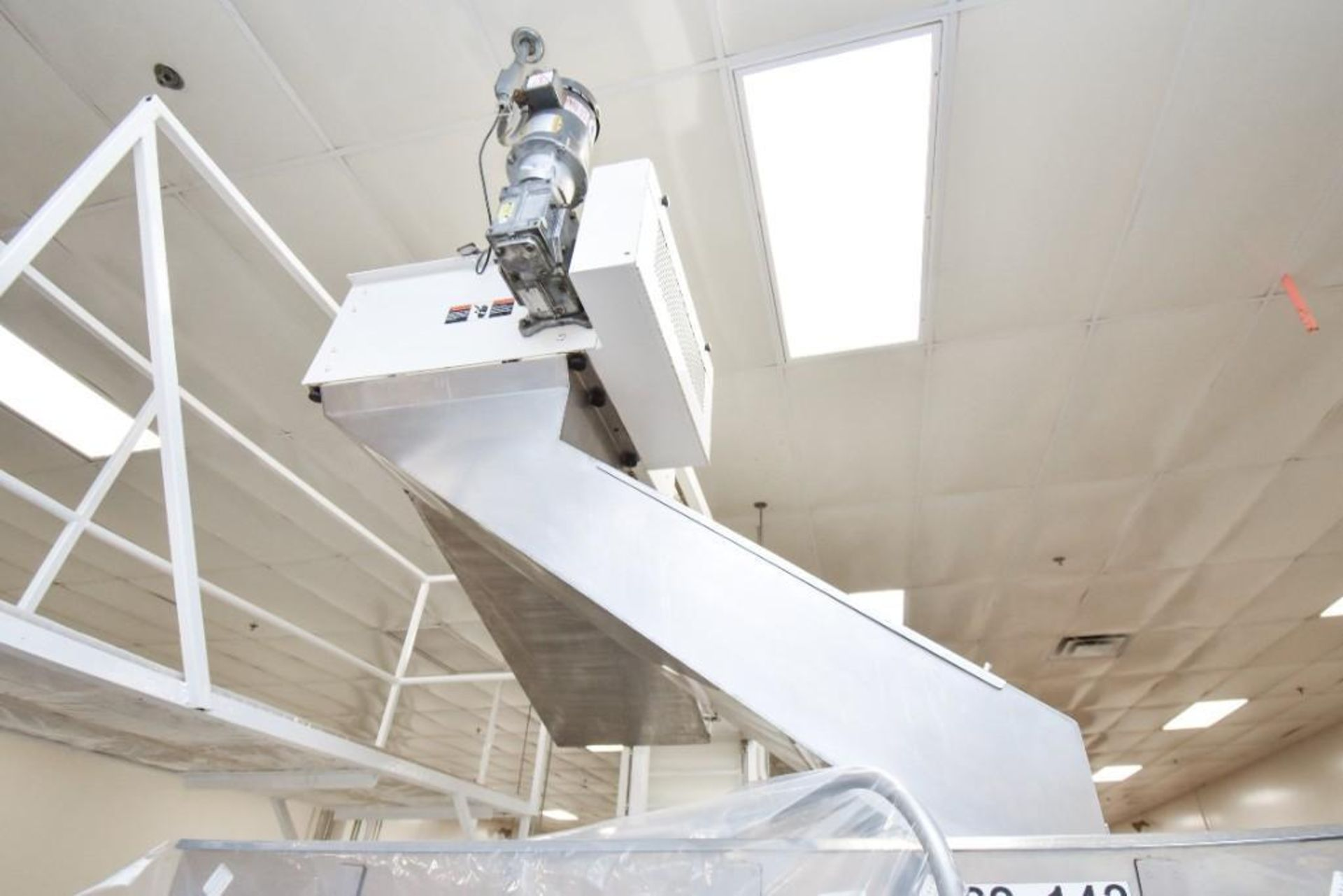 Woodman Spectra Weigh Scale With Vibratory Feeder - Image 11 of 14