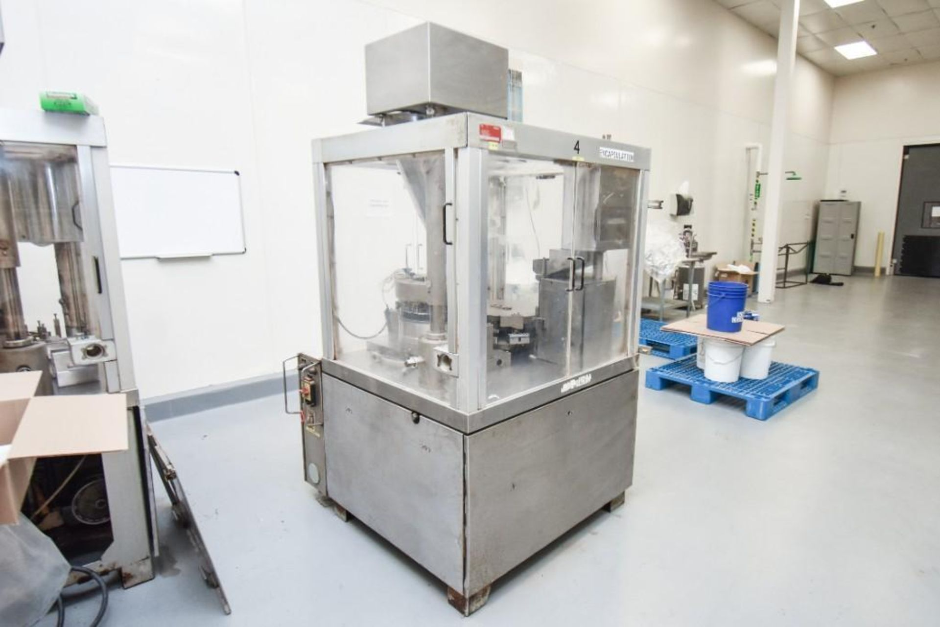 GFK 1500 Bosch Encapsulation Machine - Image 6 of 11