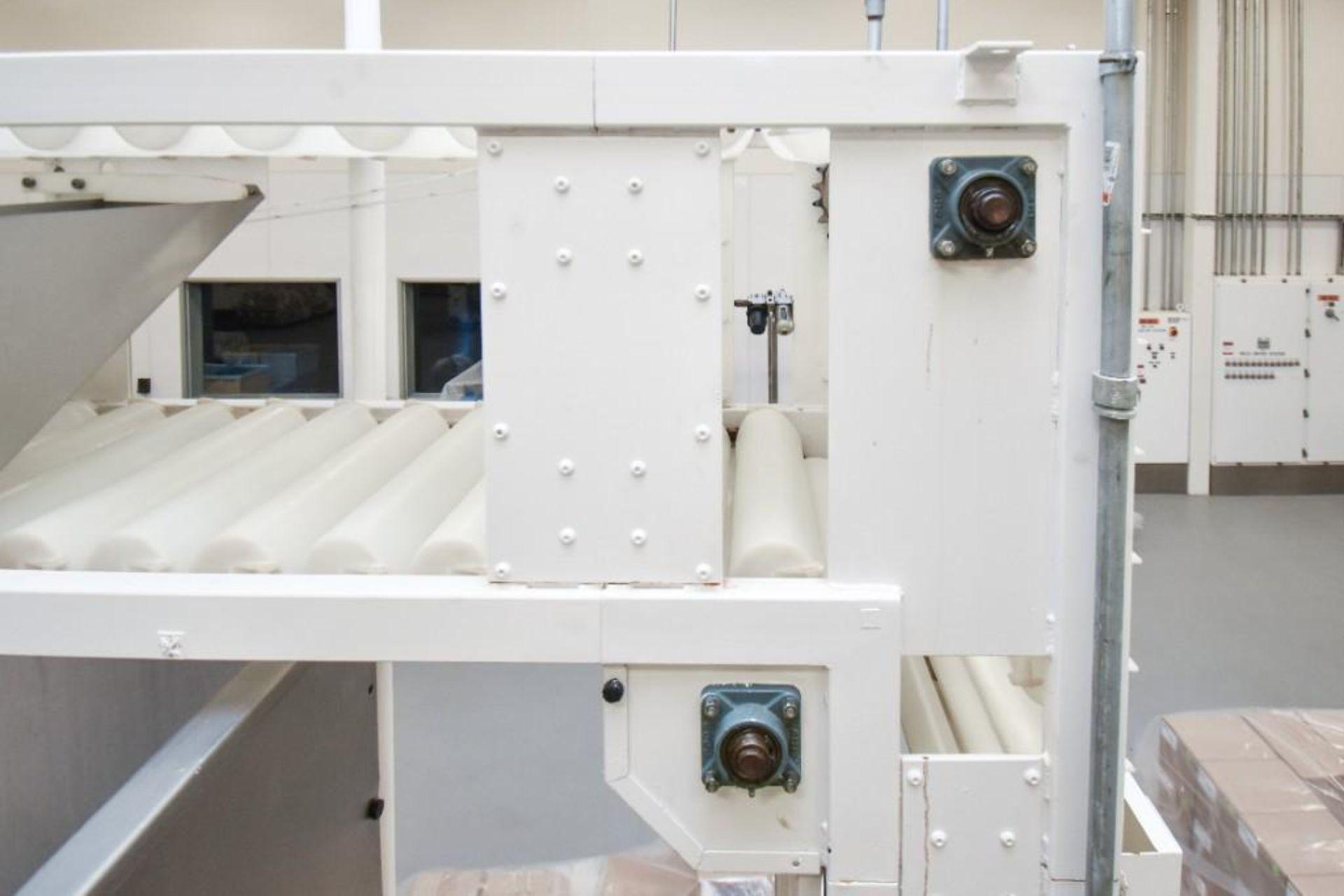 RBM Accumulation Hopper Conveyor and Vibratory Deck AC-1-4X4-6 - Image 8 of 11