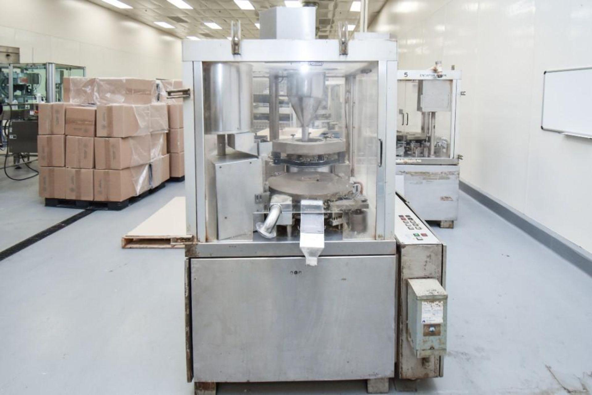 GFK 1500 Bosch Encapsulation Machine - Image 4 of 11