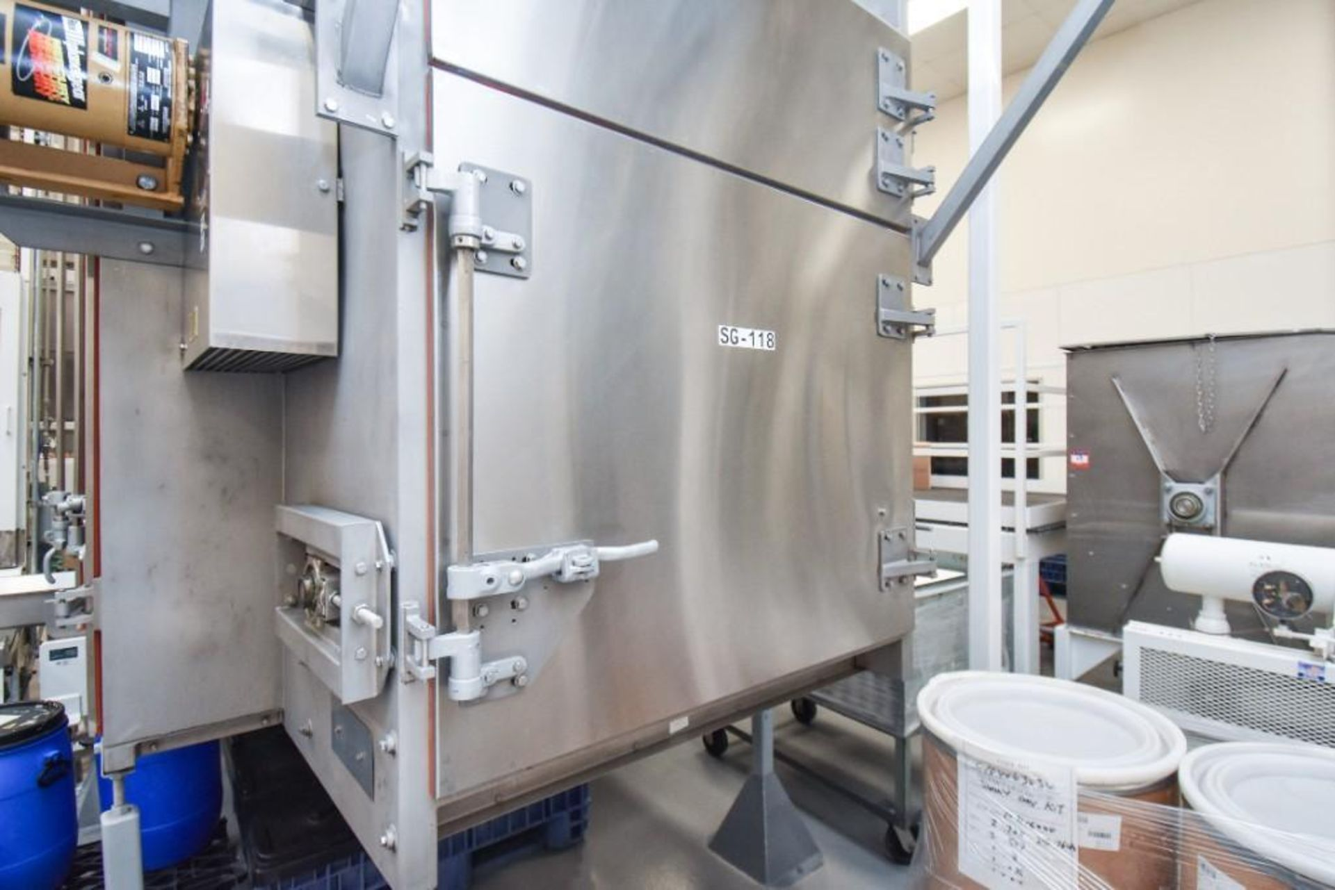 Wenger Dryer Oven Series IV 4800 - Image 4 of 7