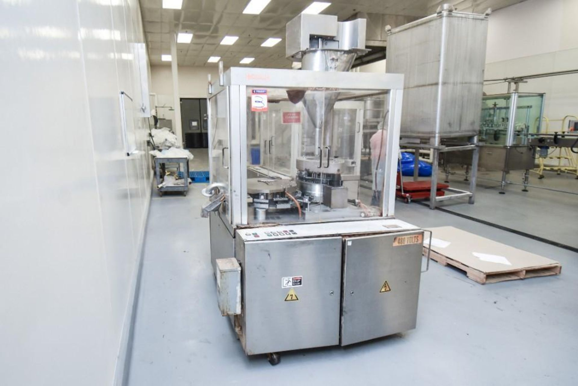 Bosch 1500 Encapsulation Machine
