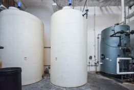 5500 Gallon Water Tank