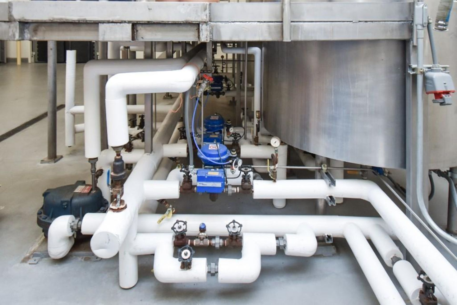 3 Jacketed Liquid Mixing Tank System - Image 18 of 21