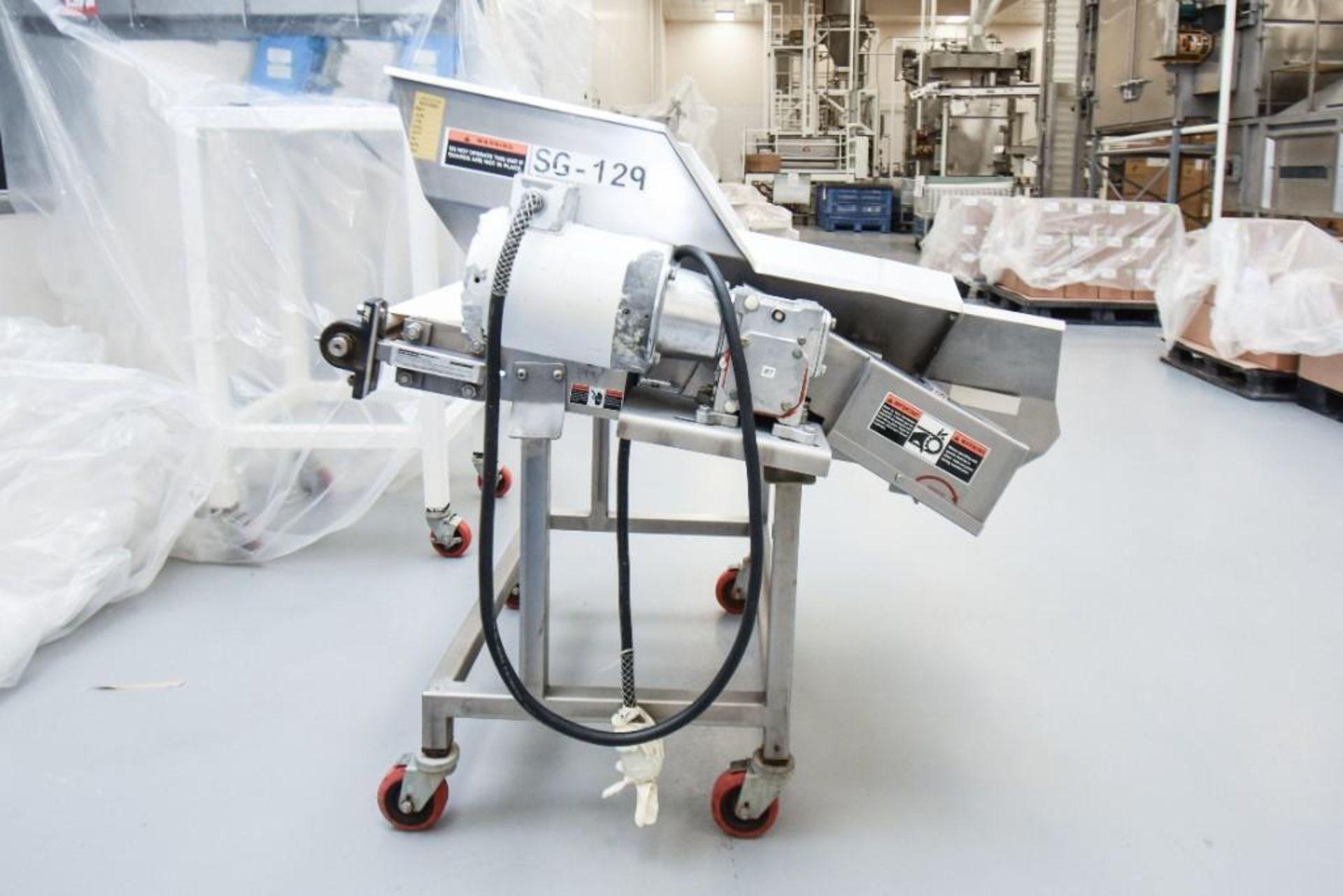 RBM Vibratory Deck With Food Grade Conveyor TS-B 24X3-0 - Image 2 of 7