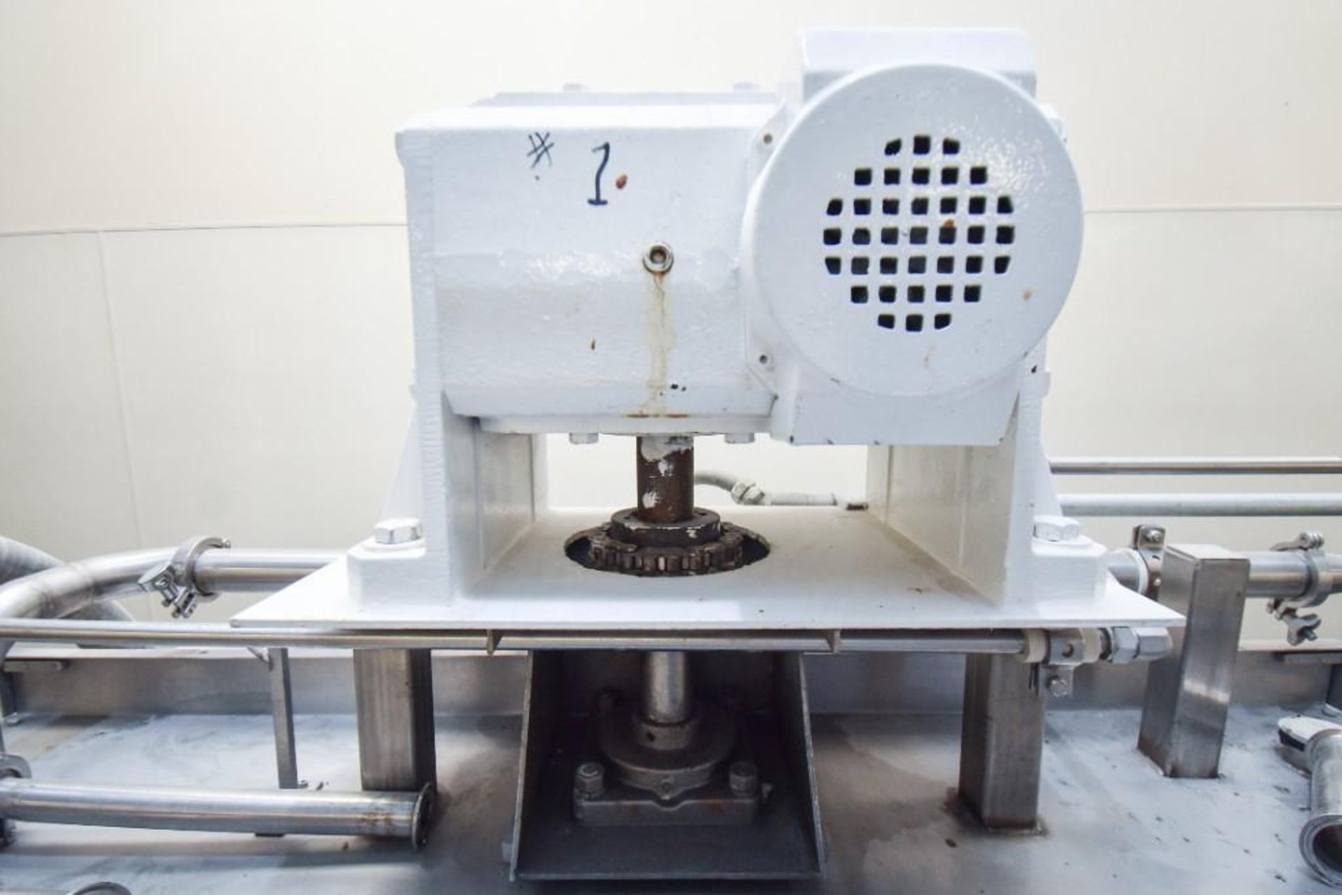 3 Jacketed Liquid Mixing Tank System - Image 9 of 21