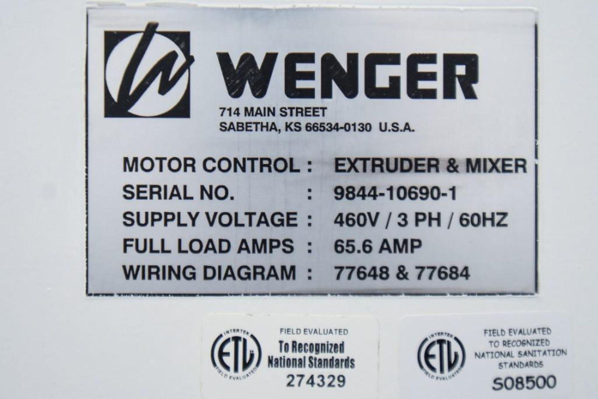 Wenger Mixer - Alanco Silo - Wenger Extruder - Image 8 of 31