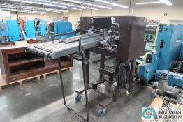 """B. BUNCH CO. MODEL 206 SHEETER; S/N 421/206194, **Loading Fee Due the """"ERRA"""" JAS Graphics, $150.00**"""