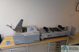 PRINTWARE EI MACH5PW DIGITAL ENVELOPE PRESS; S/N 1J7954, WITH PC