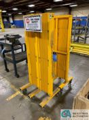 GLOBAL IND. ACCORDIAN STYLE PORTABLE GUARD FENCES