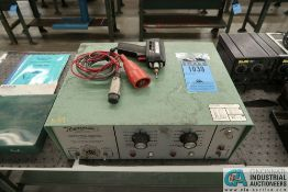 ROCKLINIZER MODEL 600 ELECTRONIC CARBIDE METAL IMPREGNATOR