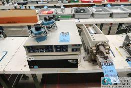 AMTECH MODEL ULTRAWELD 20 ULTRASONIC WELDER WITH AMTECH 920BCA CONTROL