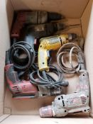 MISCELLANEOUS ELECTRIC SCREWDRIVERS AND DRILLS