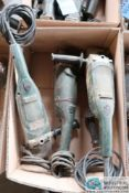 """7"""" METABO ELECTRIC RIGHT ANGLE GRINDERS"""
