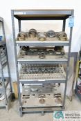 RACK WITH PUNCH TOOLING