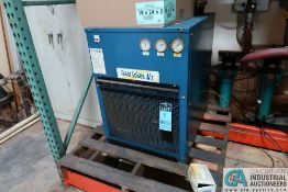 """GREAT LAKES AIR MODEL GRF-125A-116 REFRIGERATED AIR DRYER; S/N 22642-2 **Loading Fee Due the """"ERRA"""""""