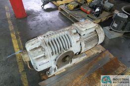 EMOD TYPE VUF 160M/2-130 ELECTRIC MOTOR RUVAC PUMP