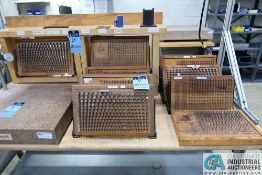"""MISCELLANEOUS PIN GAGE SETS TO .5000"""""""