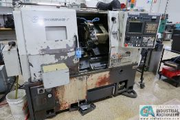 TAKISAWA MODEL EX-108 CNC TURNING CENTER **Load out fee due Midway Machinery Movers Rigging $600.00