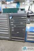 17-DRAWER HALLOWELL PORTABLE CABINET