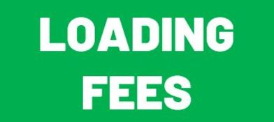 LOADING FEES - All buyers are required to pay the loading fees listed in the lot descriptions