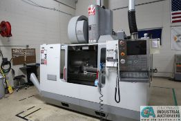 HAAS MODEL VM3 MOLD MAKER CNC VERTICAL MACHIN **Load out due Midway Machinery Movers $600.00