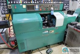 NAKAMURA TOME MODEL TMC-15 CNC TURNING CENTER **Load out fee due Midway Machinery Movers $600