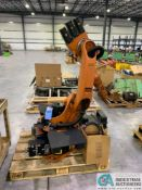 KUKA TYPE KR6 ROBOT; S/N 861446 (NEW 2008)**Loading fee due Griner $100.00 price valid until 3/19**