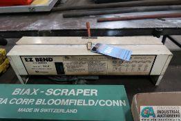 """BRADSHAW MODEL EZ-2 PVC BENDER FROM 1/2"""" TO 2"""" CONDUIT"""