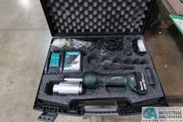 18 VOLT GREENLEE / MAKITA BATTERY POWERED PUNCH DRIVE