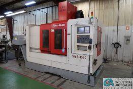 YAMA SEIKI VMB-1020 CNC VERTICAL MACHINING CENTER; S/N 6017, **Rigging Fee Due $750.00**