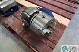 """INDEXER WITH 6"""" 3-JAW CHUCK"""