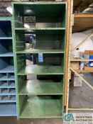 """SECTIONS 36"""" WIDE STEEL SHELVING"""